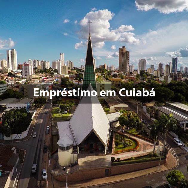 Por que o individual empréstimo Cuiabá-esta bem?