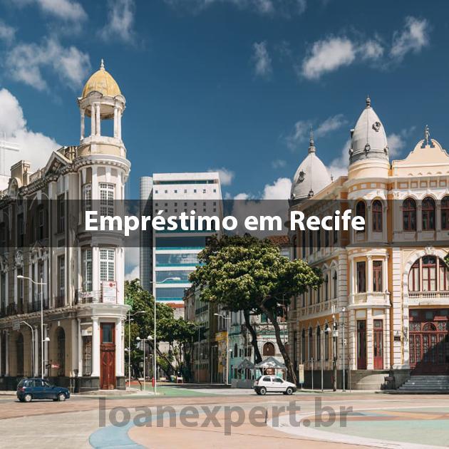 Qualquer pagamento devido 1o de crédito em Recife